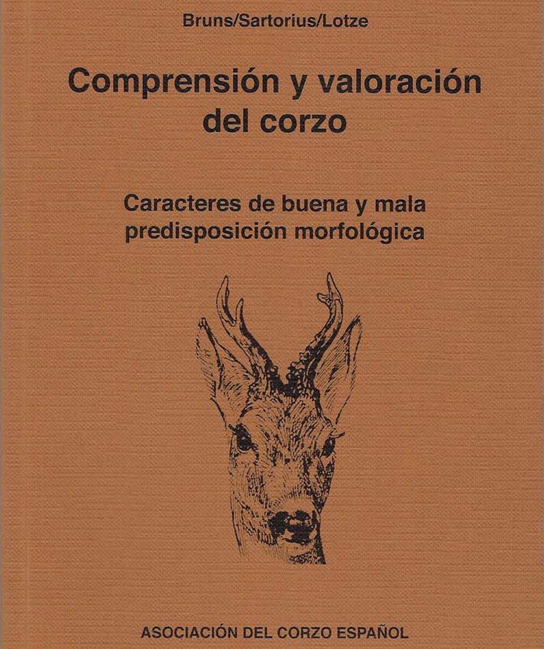 La Asociación del Corzo Español edita el libro, Comprensión y Valoración del Corzo