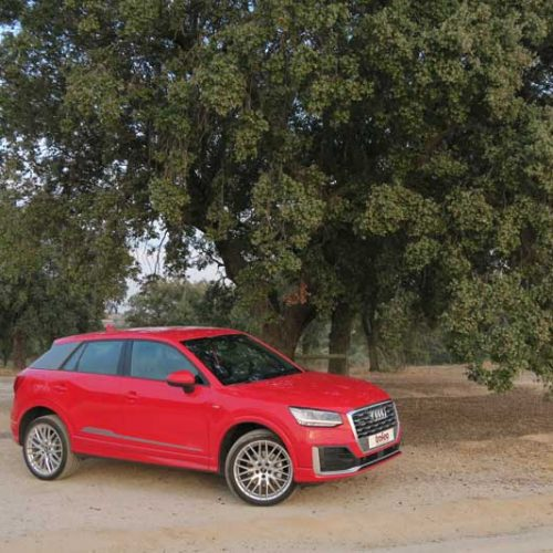 Audi Q2 2.0 TDi S-Tronic Quattro