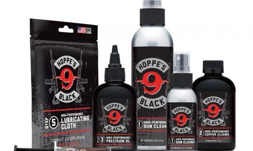 Nueva gama de productos para el cuidado y mantenimiento de las armas