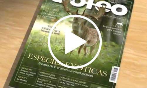Spot Revista Trofeo Caza abril 18