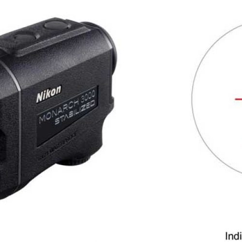 Nikon presenta el telémetro láser MONARCH 3000 STABILIZED