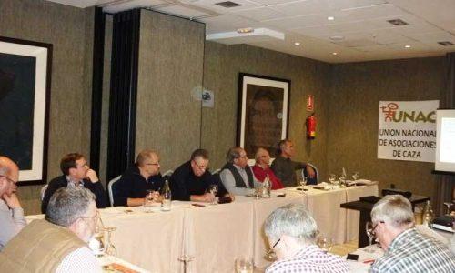 La UNAC celebra su Asamblea General 2018