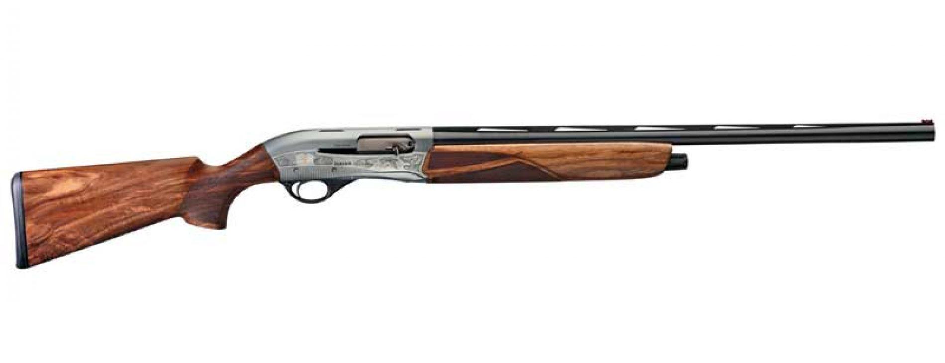 Escopeta semiautomática Fabarm L4S Grey Hunter, ideal para cazar en mano