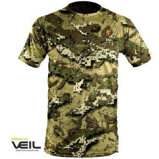 Camiseta m/c Prime Summer Tee Desolve Veil