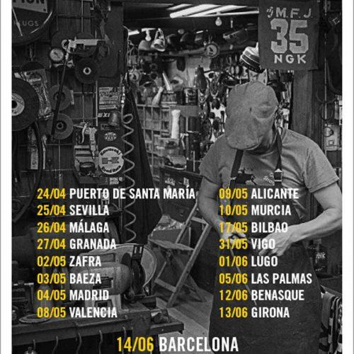 Leatherman celebra su 35º aniversario visitando 16 ciudades españolas