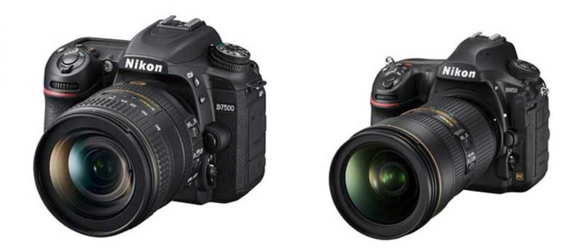 """Dos cámaras de Nikon reciben el premio """"Red Dot Award: Product Design 2018"""""""