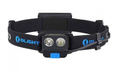 ¡Nueva linterna frontal H16 Wave de Olight!