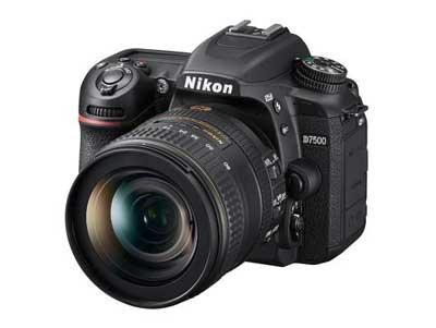 camara-SLR-nikon-d7500