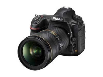 camara-SLR-nikon-d850