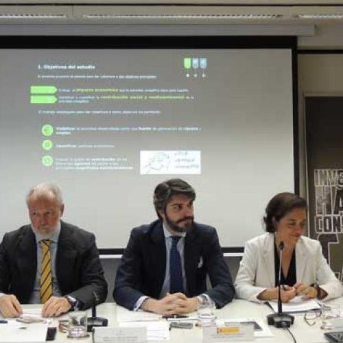 La caza genera 6.475 millones de euros y emplea a 187.000 personas en España