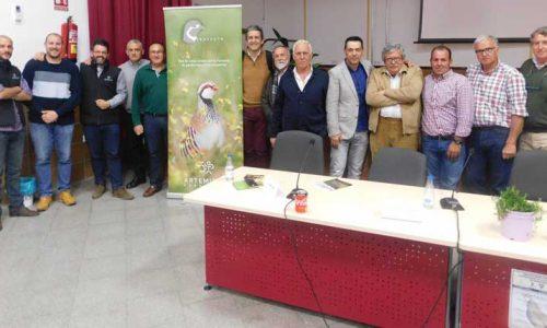 """Andalucía pone en marcha su """"Grupo Perdicero"""" con cotos en 5 de sus provincias"""
