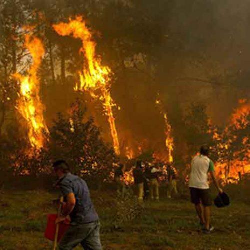 La Xunta incluye a los cazadores en el operativo de lucha contra incendios