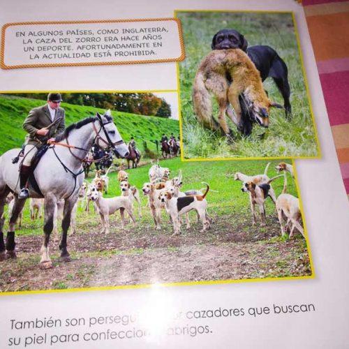 La editorial Algaida modificará los contenidos escolares que atacaban a la caza