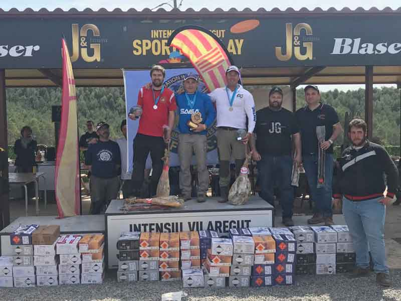podium-hombres-Grand-Prix-FITASC-de-España-de-Recorridos-de-Caza