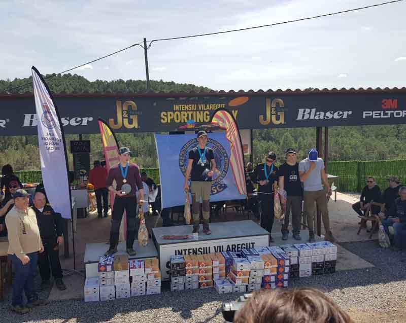 podium-junior-Grand-Prix-FITASC-de-España-de-Recorridos-de-Caza