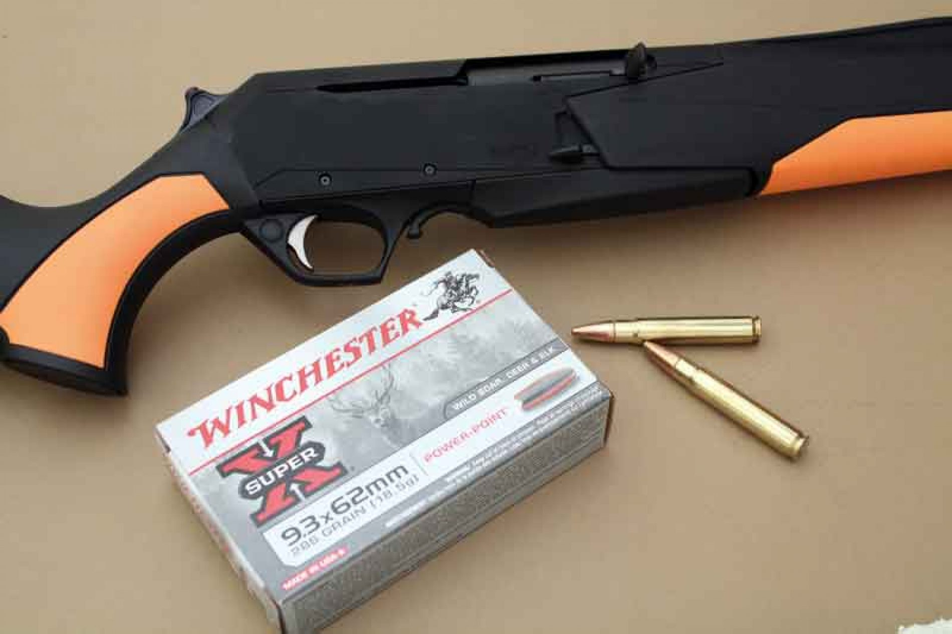 Rifle Browning BAR MK3 Tracker HC para cazar en montería