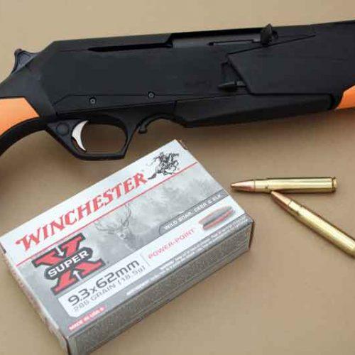 Rifle Browning BAR MK3 Tracker HC para cazar en montería