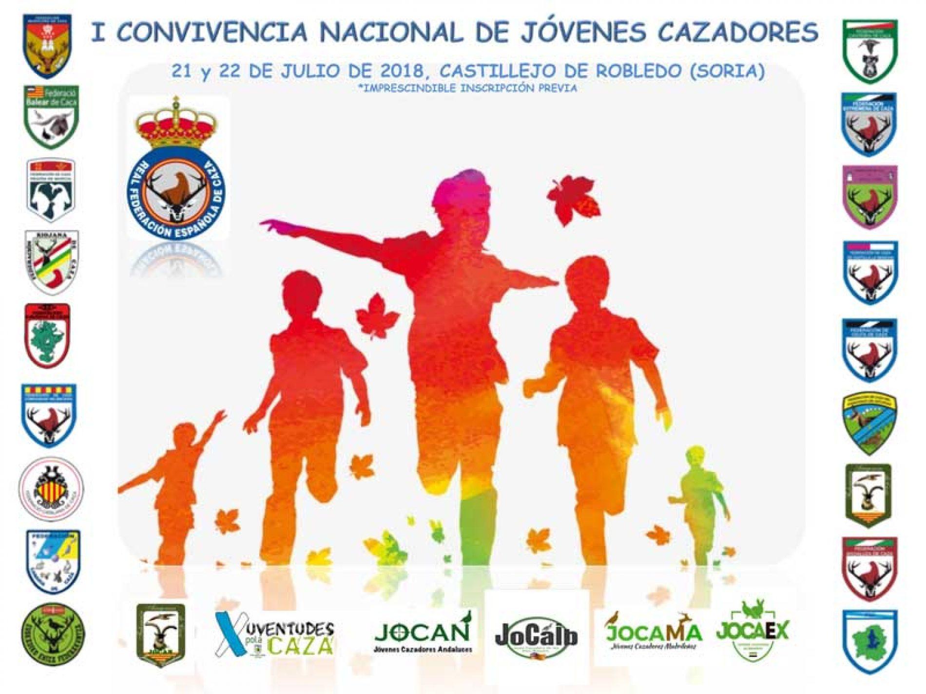 I Convivencia Nacional de Jóvenes Cazadores