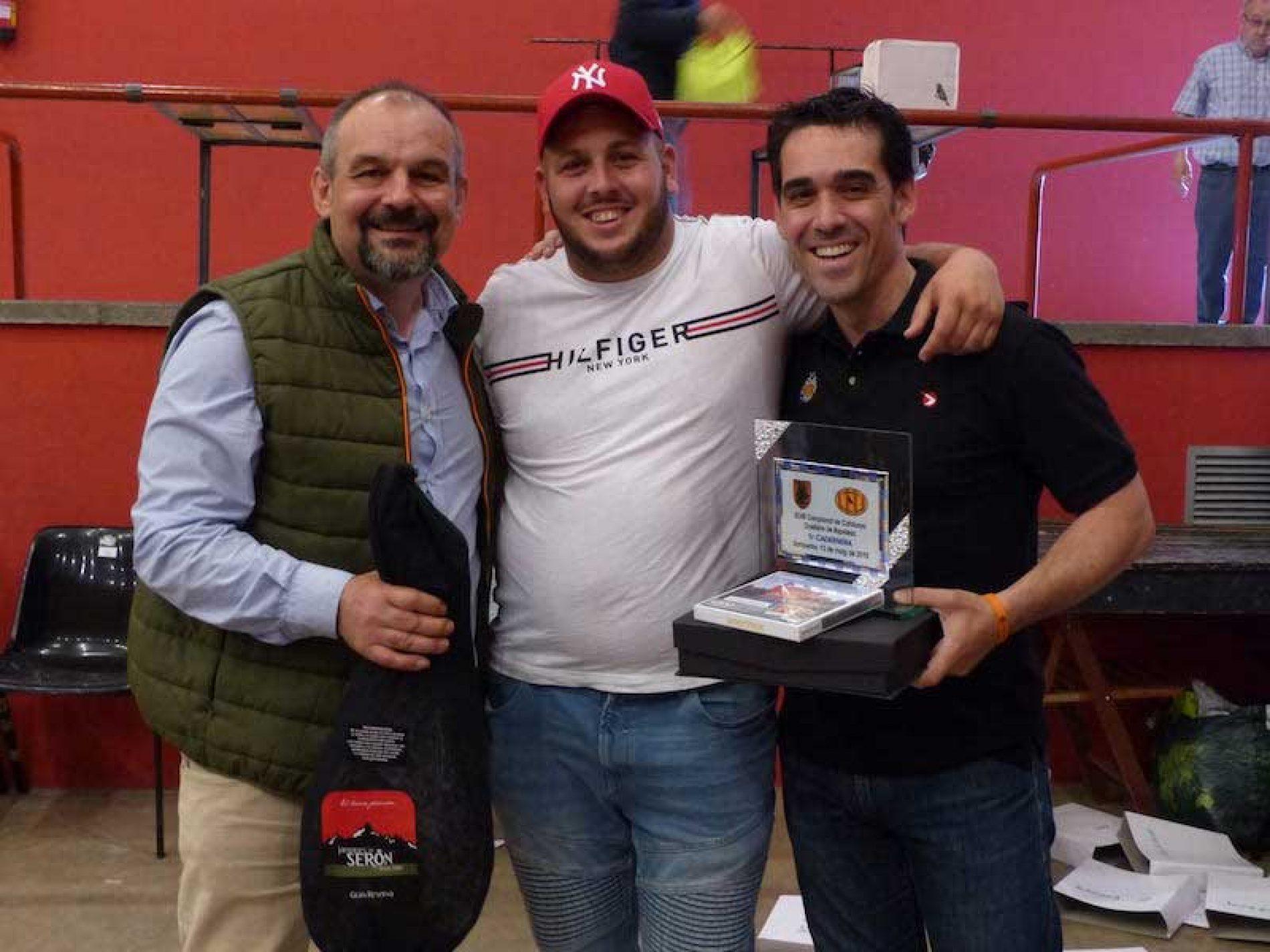 Celebrado con éxito el Campeonato Ocellaire de Catalunya 2018