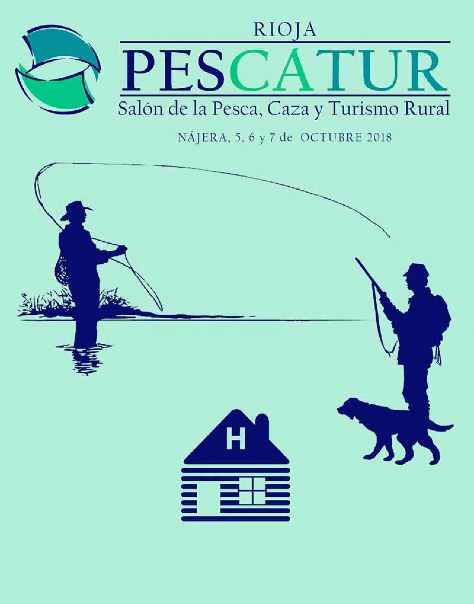 PESCATUR, nueva feria de caza y pesca en La Rioja