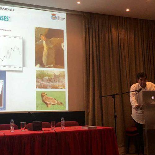 La RFEC traslada su experiencia en la gestión del conejo de monte, en el marco del Proyecto +Coelho