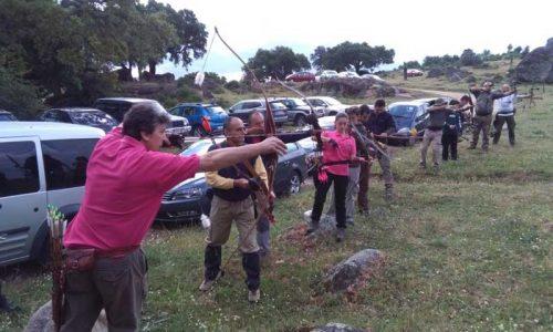 XVII Campeonato de Extremadura de Recorridos de Caza con Arco