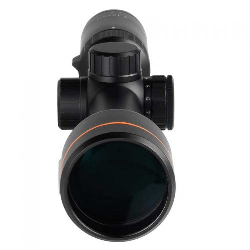 Nuevo visor Solognac 3-12×50, para rececho y esperas