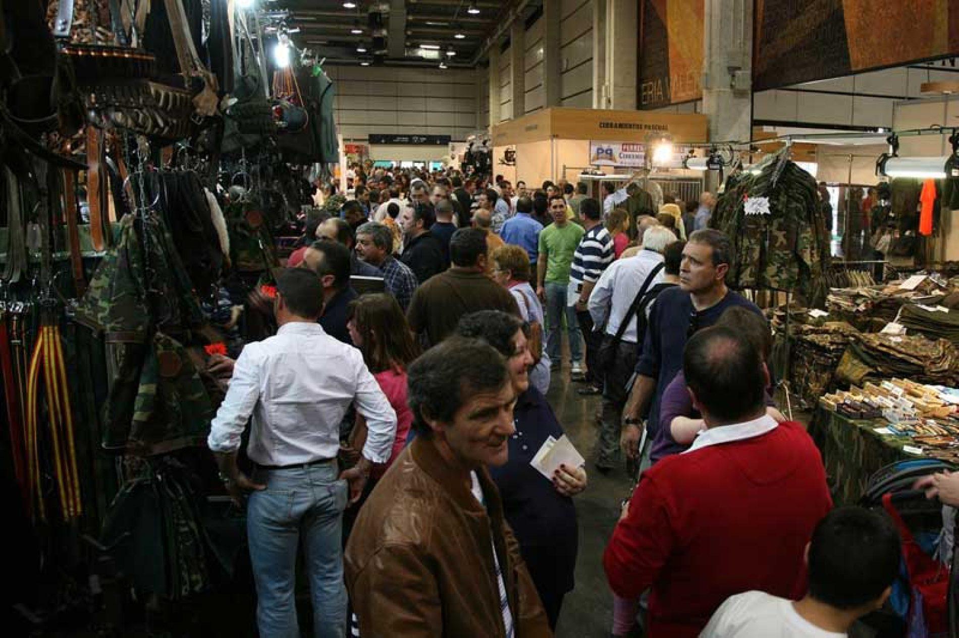 Los aficionados a la caza se citan este fin de semana en el salón FIVAC'18