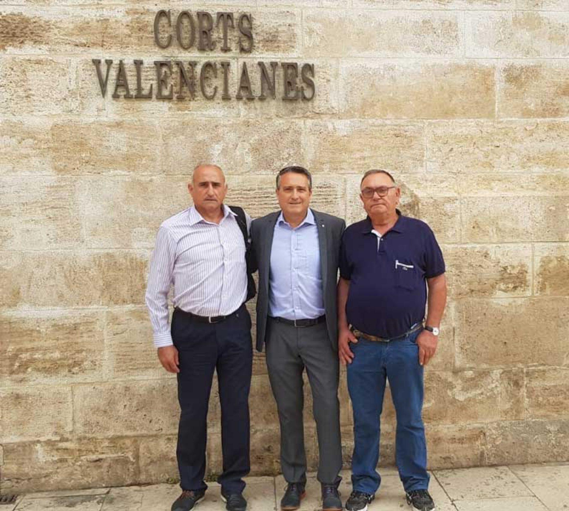 Aprobada en las Cortes Valencianas una proposición en favor de la caza