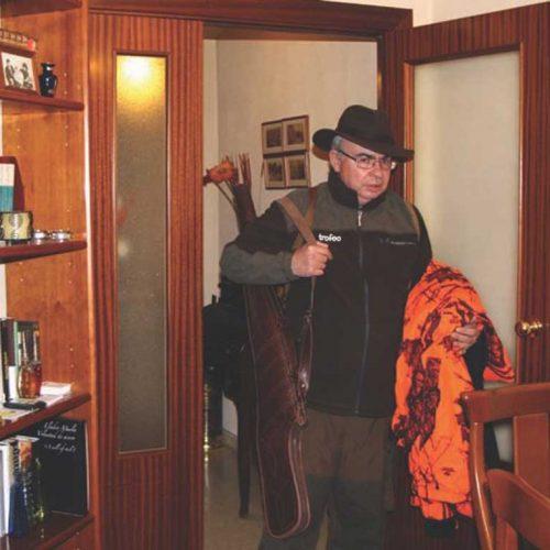 Cómo manejar y guardar las armas de caza de forma segura en casa