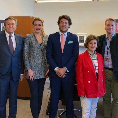 La RFEC encuentra en Bruselas el compromiso del PPE con los cazadores