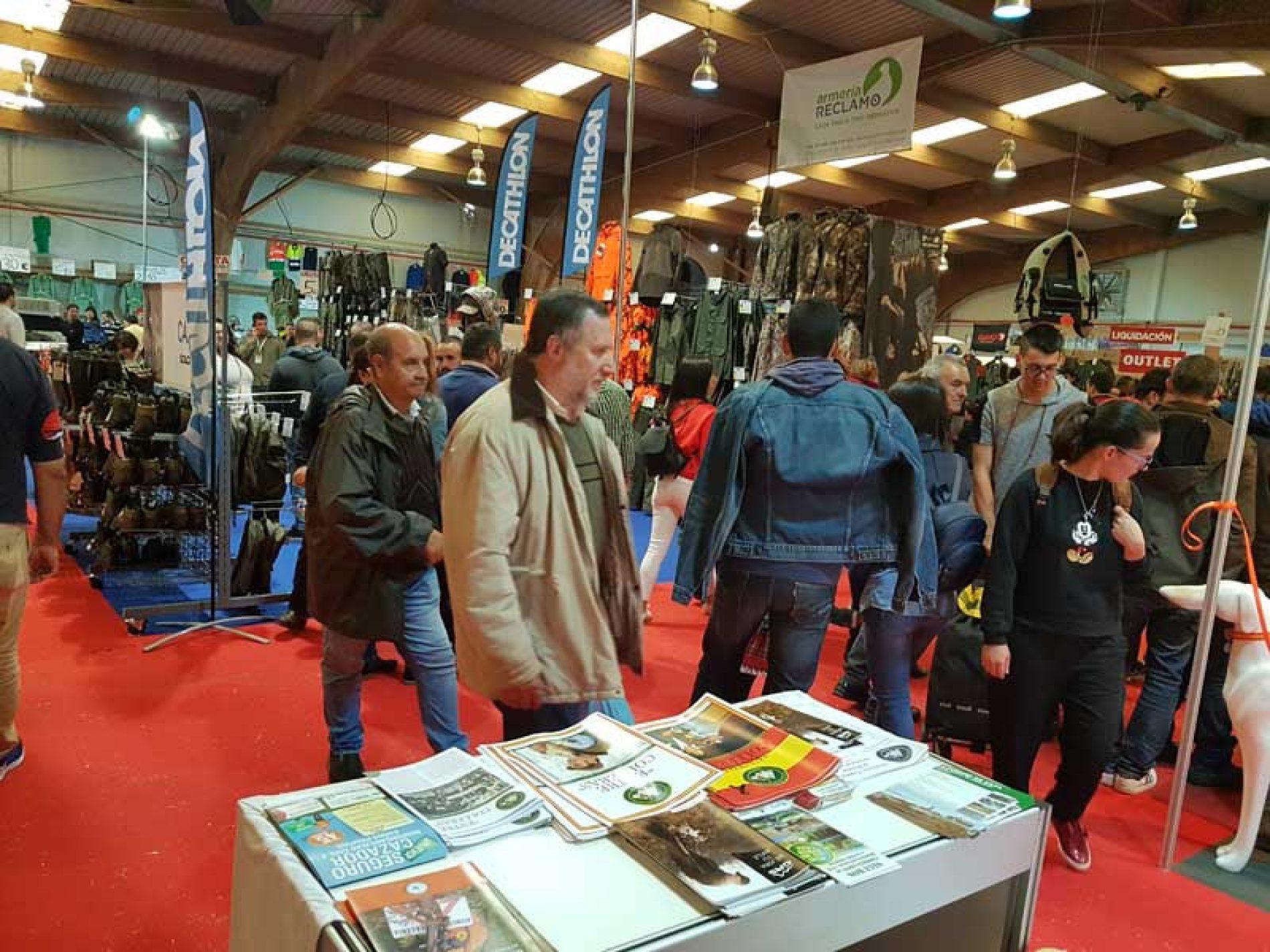 La Asociación Española de Rehalas presente en la Semana Verde de Galicia