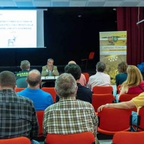 Gran acogida de la tercera Jornada Cinegética Comarcal en Colmenar Viejo