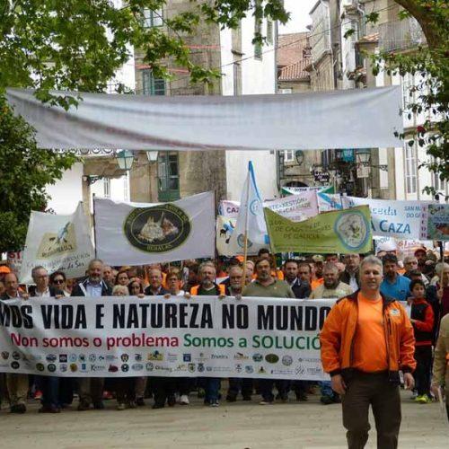 El mundo rural gallego quiere que le escuchen