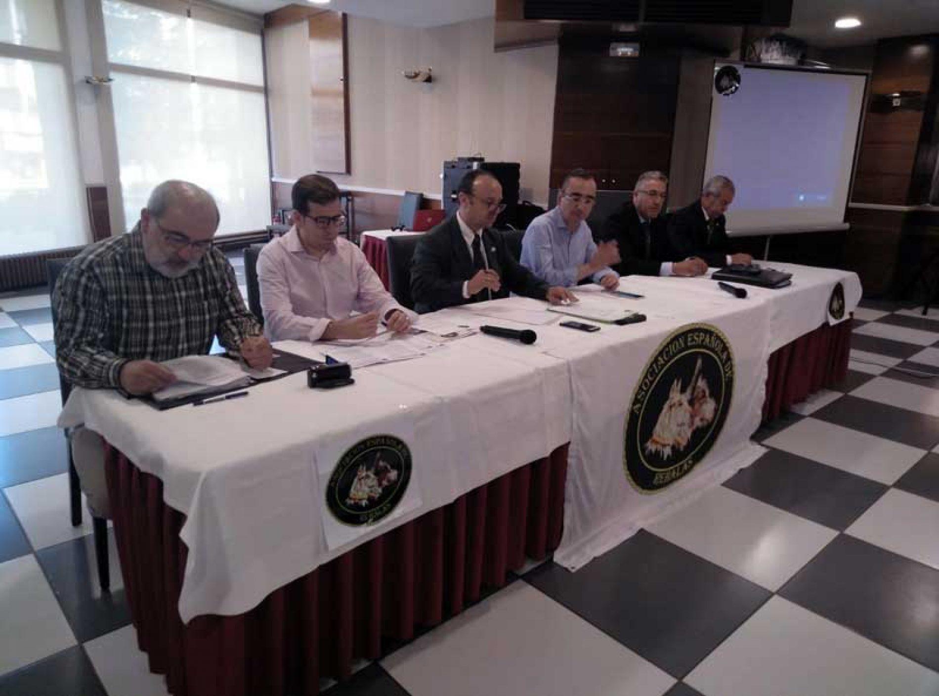 La Asociación Española de Rehalas celebra su Asamblea Anual en Fraga