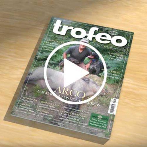 Contenidos Revista Trofeo Caza octubre 2018
