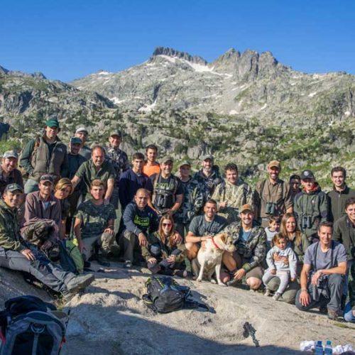 Academia de caza de montaña organizada por KUIU