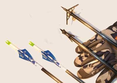 equipo-caza-arco-montana-flecha