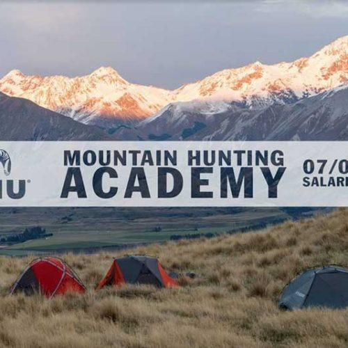 KUIU organiza la primera edición de la Mountain Hunting Academy