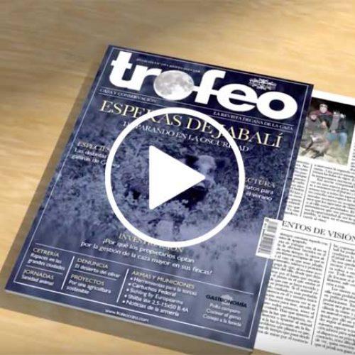Resumen de contenidos Trofeo Caza agosto 2018
