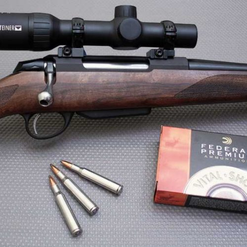 7 principales características de los rifles Tikka T3x