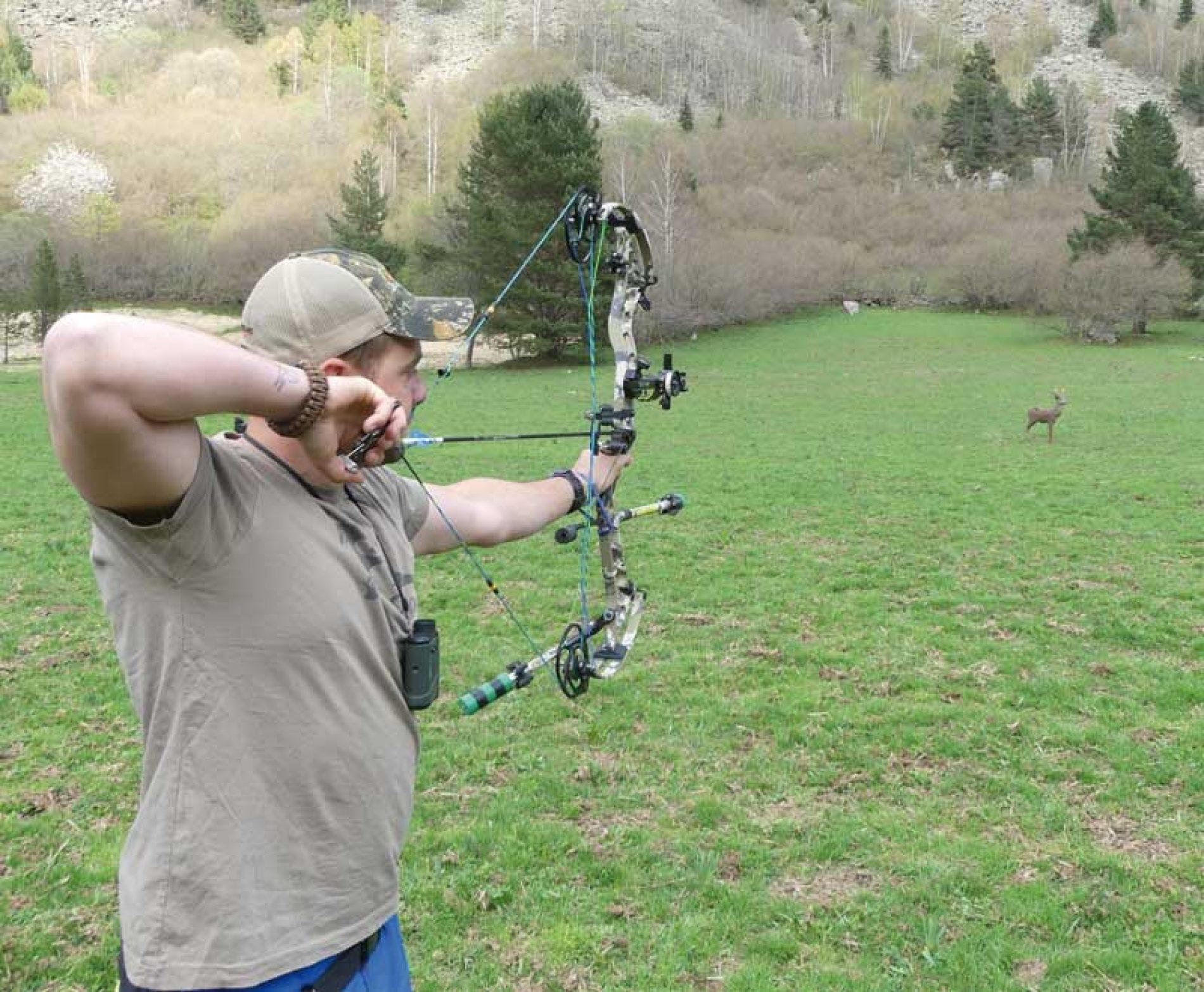 10 pasos imprescindibles para tener éxito en el tiro con arco