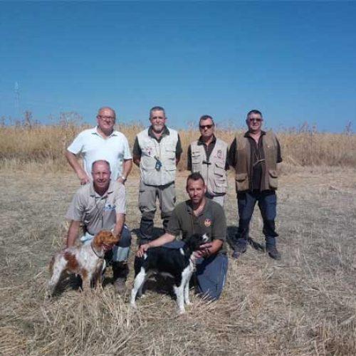 Ganadores del XXVII Campeonato de España de Caza Práctica – Perros de Muestra