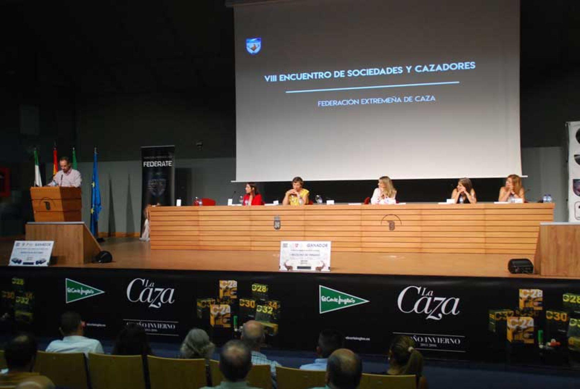 FEDEXCAZA insta a los cazadores a trabajar por una gestión sostenible de los cotos