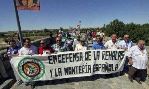 La Federación Extremeña de Recovas muestra su apoyo a los rehaleros sorianos