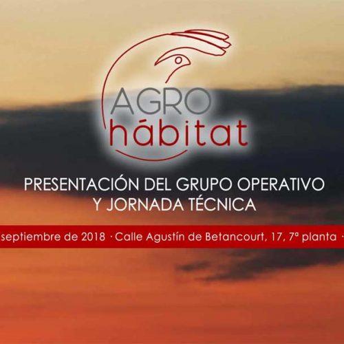 Agrohábitat', se presenta en una jornada técnica el 17 de septiembre