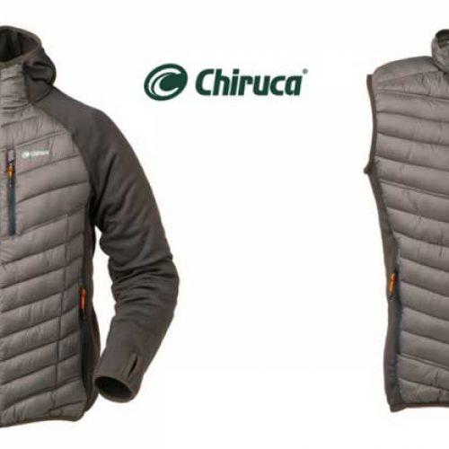 Equípate esta temporada de caza con la chaqueta y el chaleco de Chiruca
