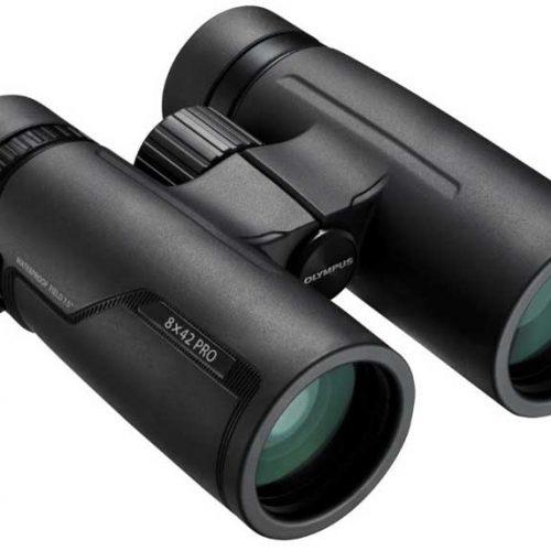 Nuevos prismáticos 8×42 PRO y 10×42 PRO de Olympus