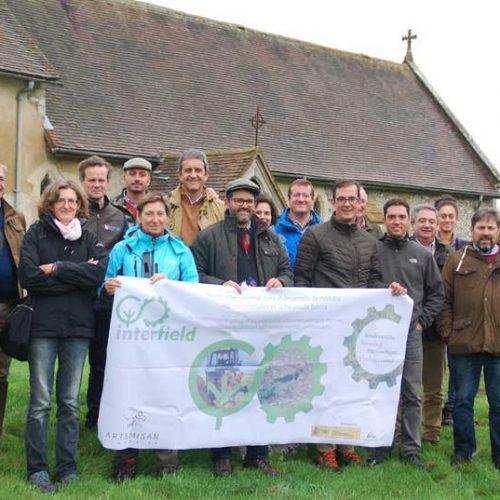 4 Administraciones españolas visitan proyectos agroambientales desarrollados en Inglaterra