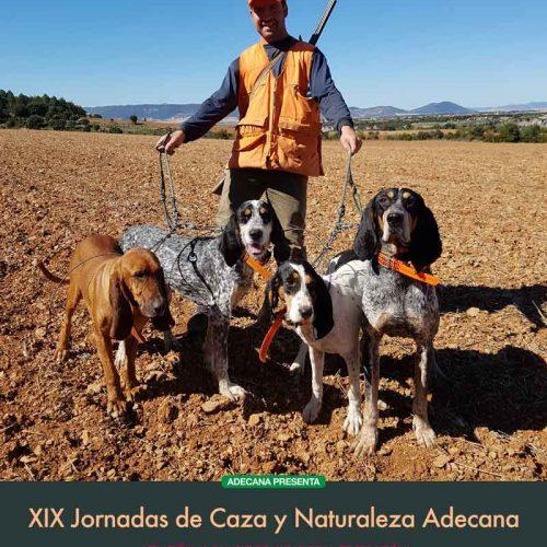 XIX jornadas de caza y naturaleza de Adecana